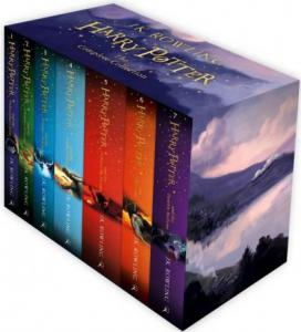 Harry Potter 7 Books Collection