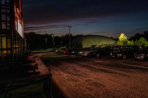 Chagrin Documentary Film Festival drive-in