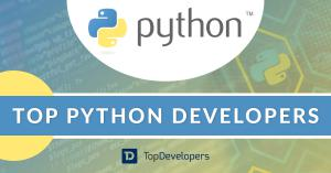 The Top Python Development Companies of October 2020