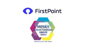 FirstPoint is Startup of the Year 2020 Mobile Breakthrough Awards