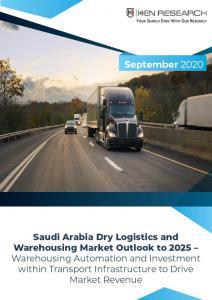 Saudi Arabia Dry Logistics and Warehousing Market