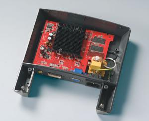 NET-BOX with has plenty of space for the PCBs