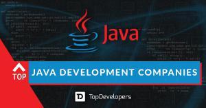 Top JAVA Development Companies of October 2020