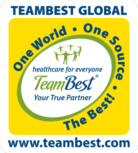 TeamBest Global Companies logo — www.teambest.com
