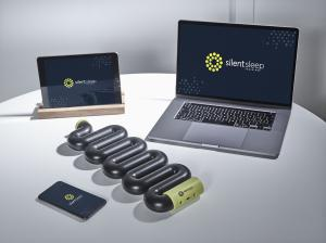 You can use Silent Sleep Training on a Notebook, Tablet and Smartphone