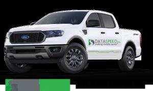 Dataspeed Autonomous Ford Ranger