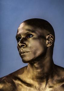 Gold Portrait Darragh Mulrooney