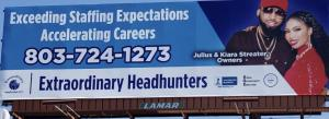 Extraordinary Headhunters, LLC billboard
