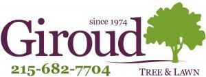 Giroud Tree and Lawn Logo