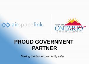 Airspace Link Proud Government Partner - Ontario, CA