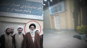 20201113 - Iran- Defiant youth target regime's centers-1
