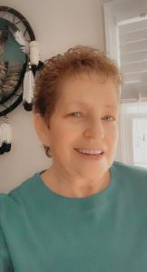 Amy Jacobs, Stage IV Hope for Stomach Cancer Volunteer