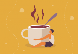 Infographic: Coffee and Productivity