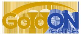 GoldON logo