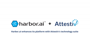 Harbor.ai and Attestiv logos