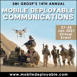 Mobile Deployable Communications 2021 - VIRTUAL