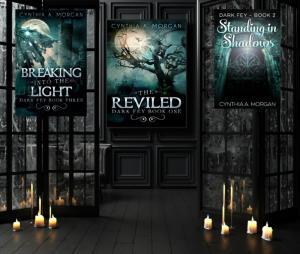 Cynthia Morgan's Dark Fey trilogy