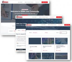 New Look of ZE Client Community Portal