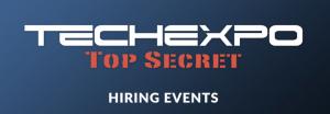 TECHEXPO Top Secret Logo