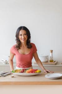 "Mareya Ibrahim is ""The Fit Foodie"" - a natural products industry expert, chef, holistic nutrition coach, award-winning entrepreneur/ inventor, and author"