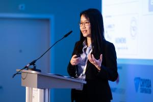 1st Annual Asia-Pacific Hydrogen Summit Speaker on Stage