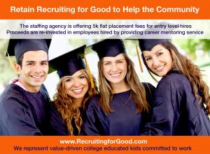 Helping Companies Hire College Grads for Entry Jobs