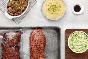 Rastelli Holiday Meal Features Black Angus Beef Tenderloin Roast