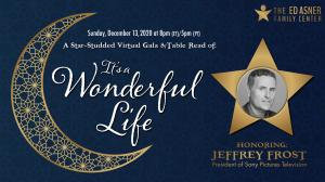 """""""It's A Wonderful Life"""" on Sunday, December 13, 2020, and is available worldwide at 5:00 pm (PT), 7:00PM (CT) and 8:00 PM (ET)."""