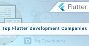 The Top Flutter App Development Companies of November 2020