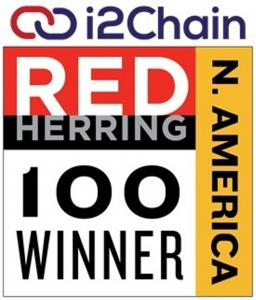 i2Chain, Red Herring's Top 100 innovative & exciting private company in North America