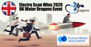 Future Water Association Water Dragons Competition Selects Electro Scan as Winner.