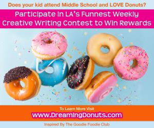 Inspire Your Family and Friends to Participate in Dreaming Donuts