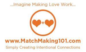 Serving Successful Passionate Purposeful Professionals in LA www.MatchMaking101.com
