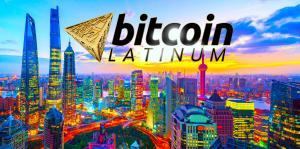 Bitcoin Latinum Futuristic City