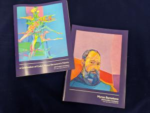 Barnstone Studios Exhibit Catalogues, now discounted