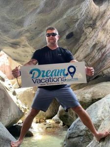 Dream Vacations franchise owner Grant Springer