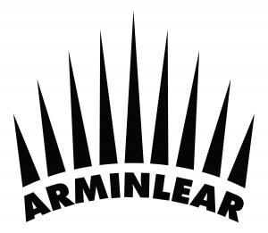 The Armin Lear Press logo is a stylized crown.