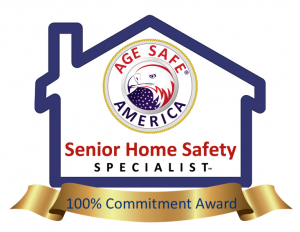 Senior Home Safety Specialist™ - 100% Commitment Award