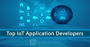 Top IoT App Development Companies of November 2020