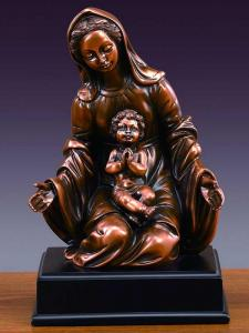 Wall Street Treasures Mary And Jesus Statue