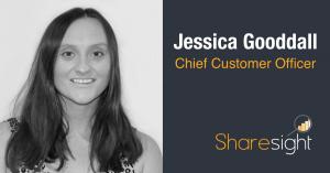Jessica Goodall, Chief Customer Officer, Sharesight