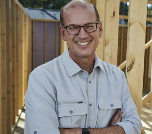 Jonathan Reckford, Habitat for Humanity International CEO