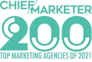 Chief Marketer Names Borenstein Group, B2G Marketing Agency, A Top 2021 Chief Marketer 200 Brand Engagement Agencies