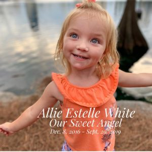 Allie's family created a non-profit called Allie's Way in her honor