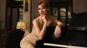 ANDREA BOCELLI's Guest Star ILARIA DELLA BIDIA at DEC 30 BERVANN & ANDREA BOCELLI Foundation GALA II