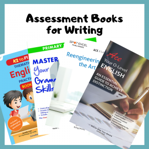 CPD offers a wide range of assessment books for Writing