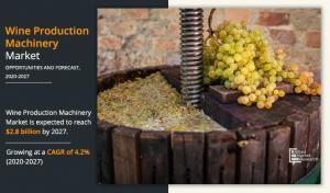 Wine Production Machinery Market