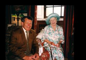 Beyond his music genius, Raymond's warm character, generous heart and good humor endeared him to the likes of Queen Elizabeth, who made him a Commander of the British Empire in 1983.