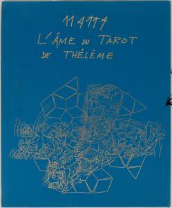 Portfolio of five aquatint etchings by the Chilean architect and painter Roberto Sebastiàn Antonio Matta Echaurren (1911-2002), titled L'ame du Tarot de Theleme, 1994 ($3,750).