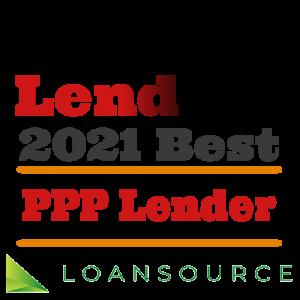 The Loan Source Named LendVer's 2021 Best PPP Lender